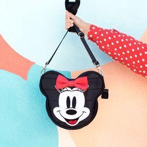 Minnie Mouse Harvey's Face Bag